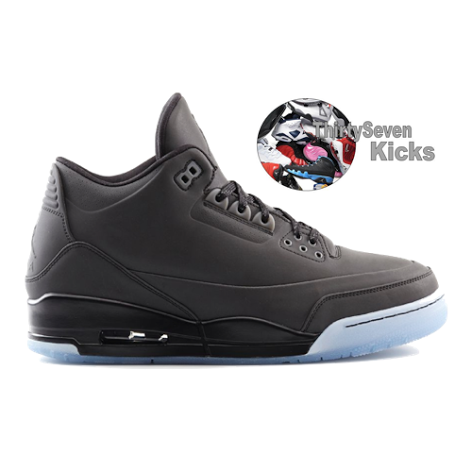 "Image of Air Jordan 5LAB3 ""Reflective Black"""