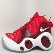 Image of Nike Air Zoom Flight Jason Kid 95 574724-600