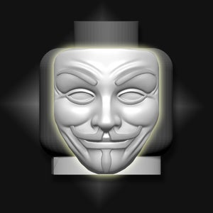 Image of We are Anonymous Mask - BACK IN STOCK!