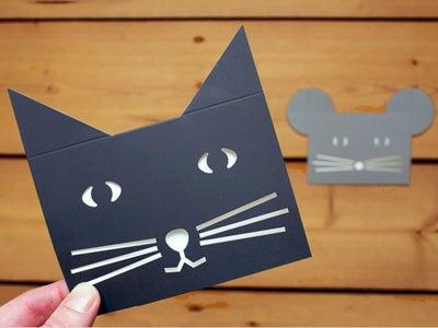Image of 2 x The Black Cat