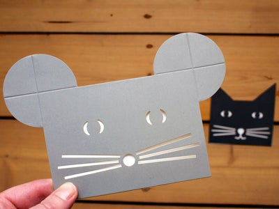 Image of 2 x The Grey Mouse