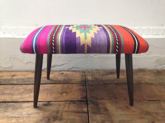 Image of Custom Kilim Bench - Small