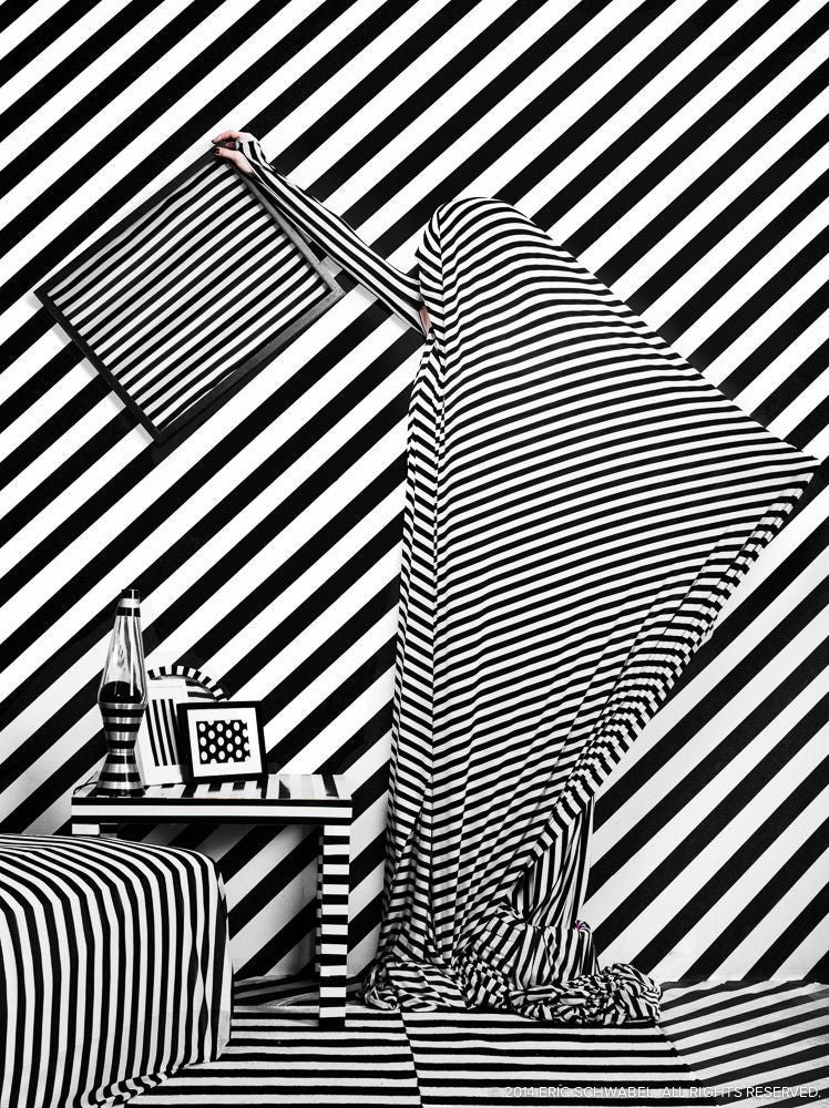 Image of Amy Kaps, A Striped World