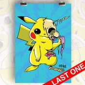 Image of PIKA Ltd Ed Print