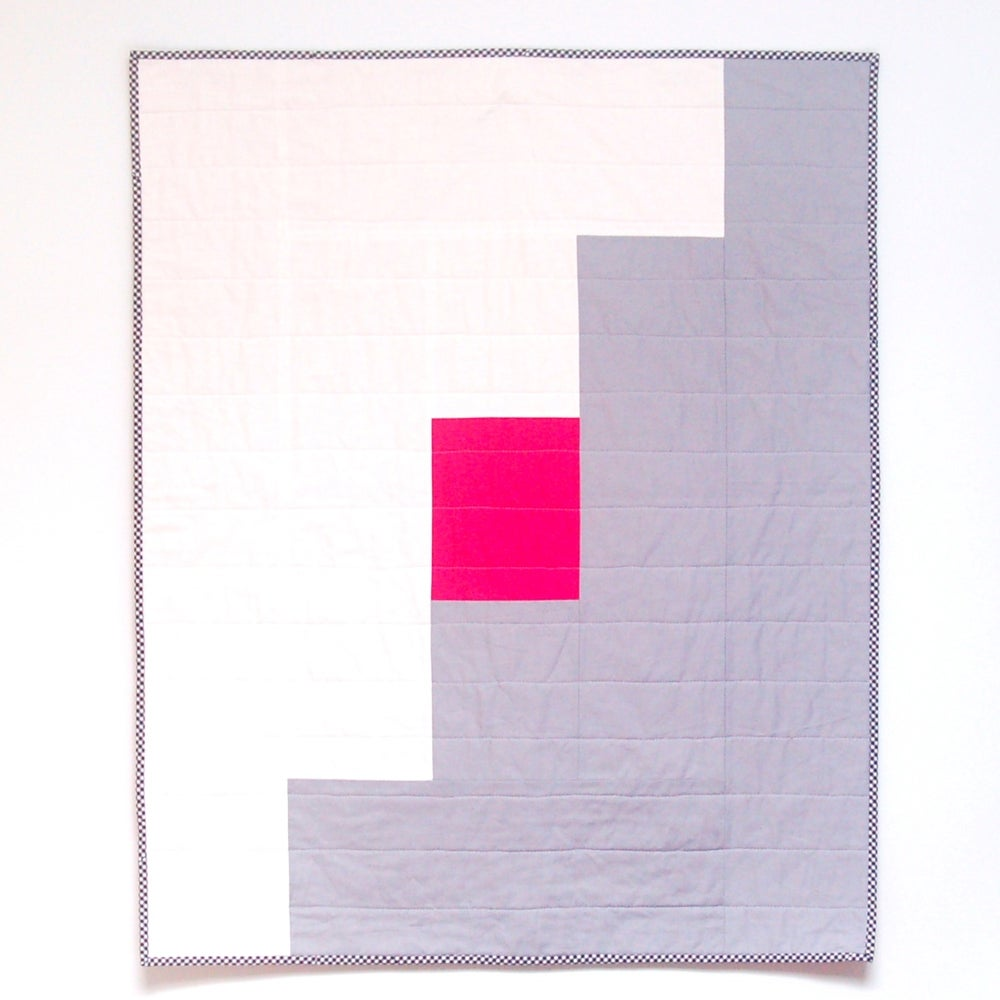 Image of ADOPT Collection, Quilt No. 05