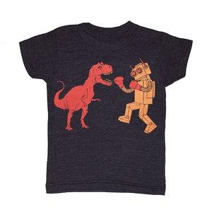 Image of KIDS - Dinosaur vs Robot