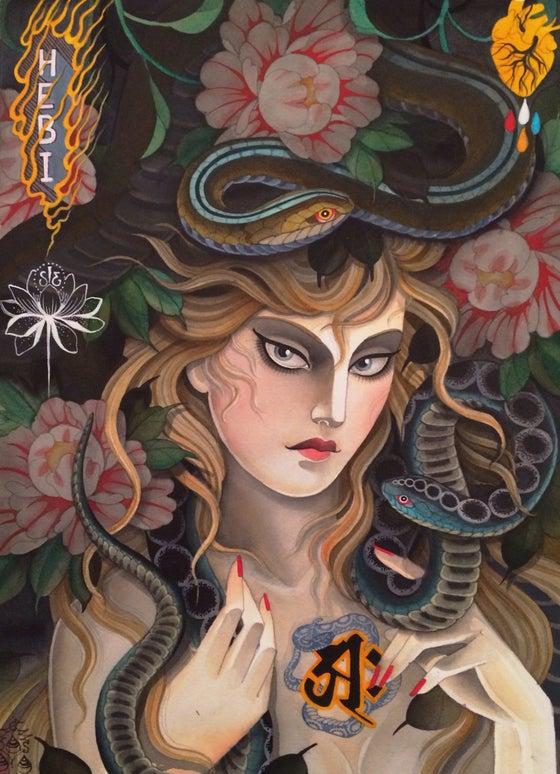 Image of Hebi.Zodiac.Serie