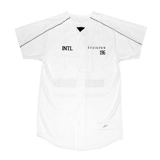 Image of Homerun Baseball Jersey (white)