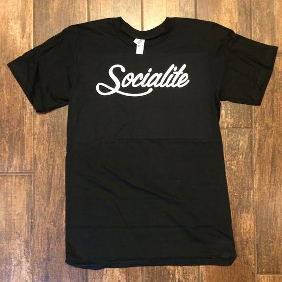 "Image of WCS ""SOCIALITE"" T-Shirt"