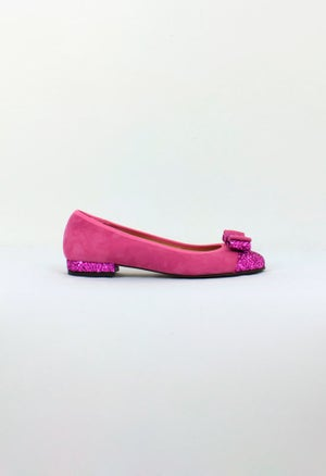 Image of PINK BALLERINA SHOES