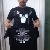 Image of HUF X THE SHRINE LTD. EDITION 2014 WESTCOAST TOUR SHIRT SALE***