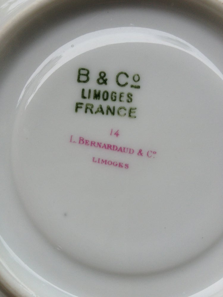 Image of Limoges Demitasse