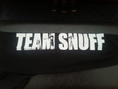 Image of TEAM SNUFF YOGA PANTS