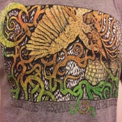 Image of As the Roots Undo - Full Color shirt & Free sticker