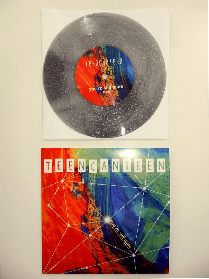Image of 'You're Still Mine'    7'' Limited Edition Glitter Vinyl
