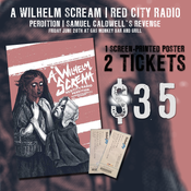 Image of Super RAD AWS screened show-poster and 2 Tickets