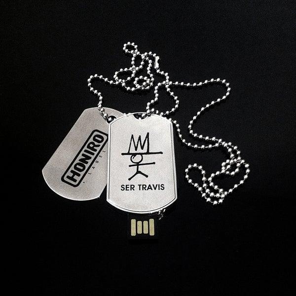SER TRAVIS USB - HONIRO STORE