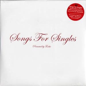 "Image of TORCHE ""Songs for Singles"" LP dinged corners"