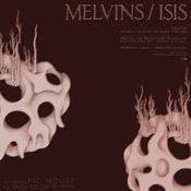 Image of ISIS/MELVINS - split LP