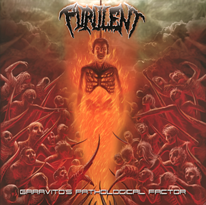 "Image of Purulent ""Garavito's Pathological Factor"" Double Disc - Tribute to David Rairan."