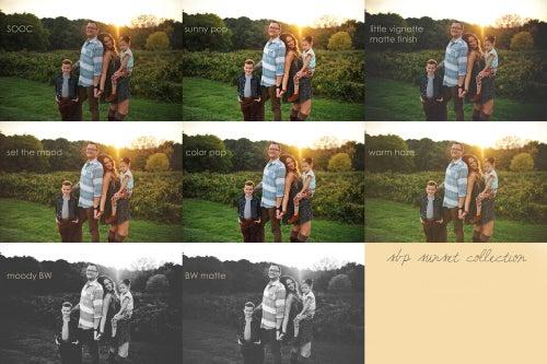 Image of SBP Action Set Bundle (for photoshop cs2-6)