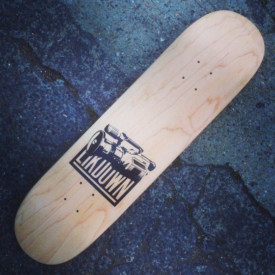 Image of THE LIK VX1000 SKATE DECK