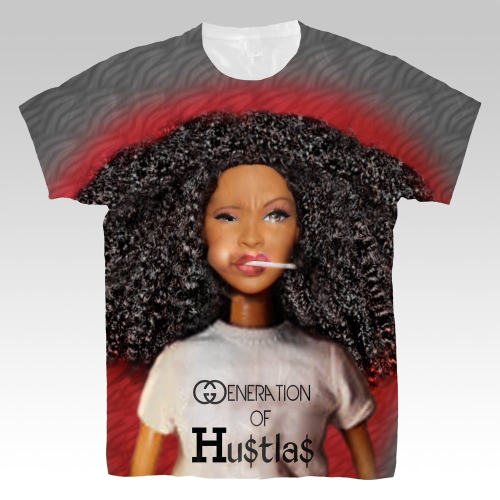 Natural hair products for Black barbie t shirts