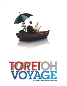 Image of Torei Voyage: A Journey in Art and Illustrations by Ray Toh