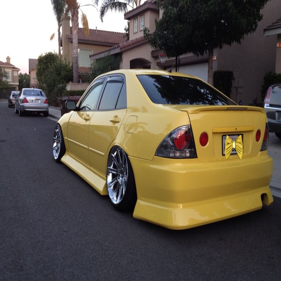 Lexus 2001 Is300 For Sale: MBN LEXUS IS300 BODYKIT 1998-2005
