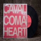 "Image of Heart On My Sleeve / Cavalcades​ / ​Coma Regalia - Split 10"" Vinyl"