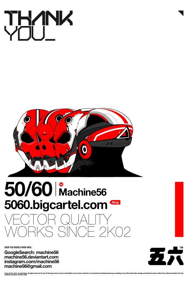 Image of M56DB01 Font