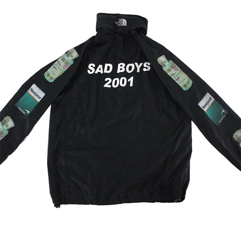 Image of FKN ☹SAD☹ JACKET (SOLD OUT !)