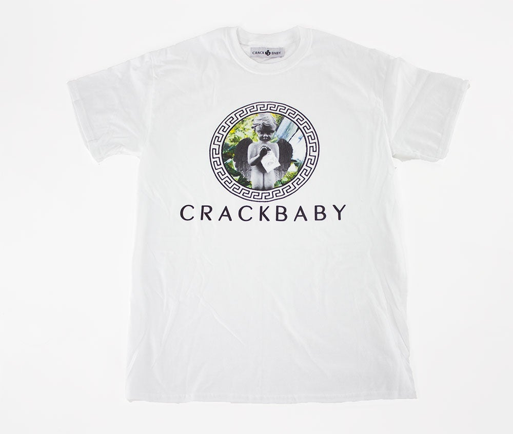 Image of CRACKBABY LOGO TEE