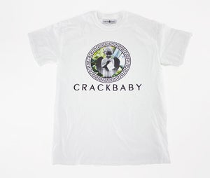 Image of CRACKBABY LOGO TEE