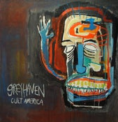 Image of Greyhaven- Cult America (CD)