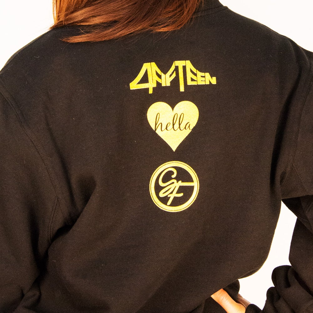 Image of Hella Love Crewneck Sweatshirt