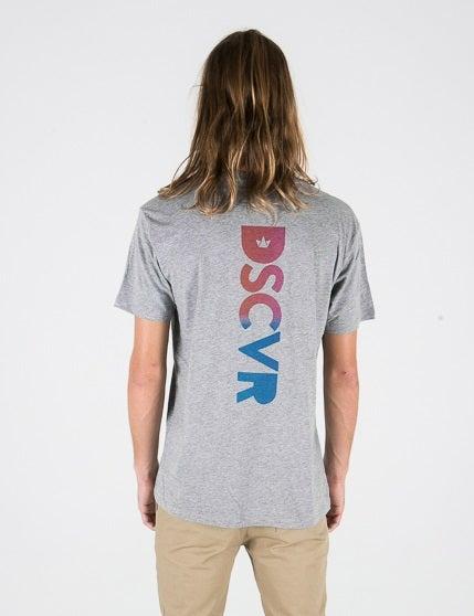 Image of DSCVR - Grey tee