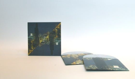 Image of Flying Horseman - City Same City (CD)
