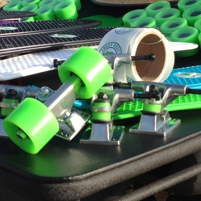Image of SHADY SKATE TRUCKS