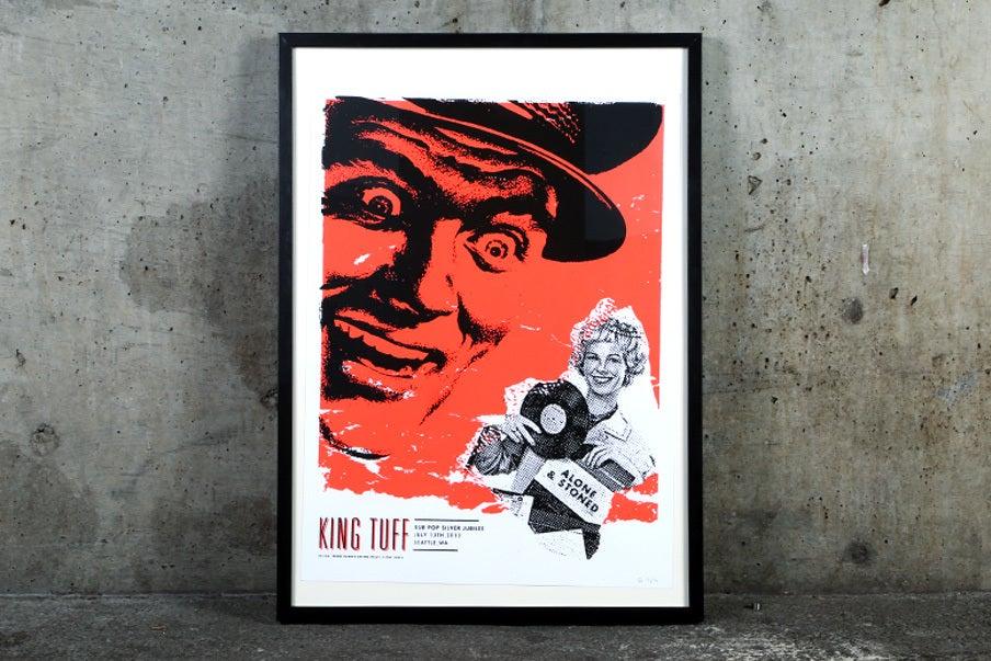 Image of Sub Pop Silver Jubilee: King Tuff