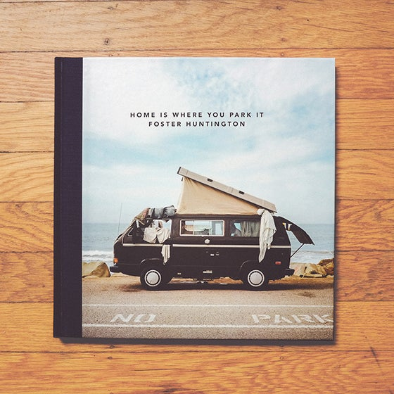 Image of Home Is Where You Park It Photo Book