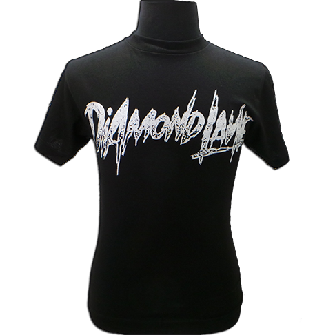 Image of DL Logo Tee - Black & White