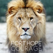 Image of Fort Hope - 'Courage' CD