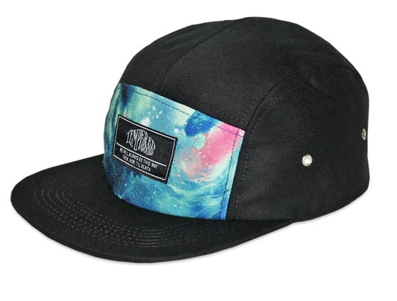 Image of 'TILL DEATH' FIVE PANEL ~ DEEP BLUE G.