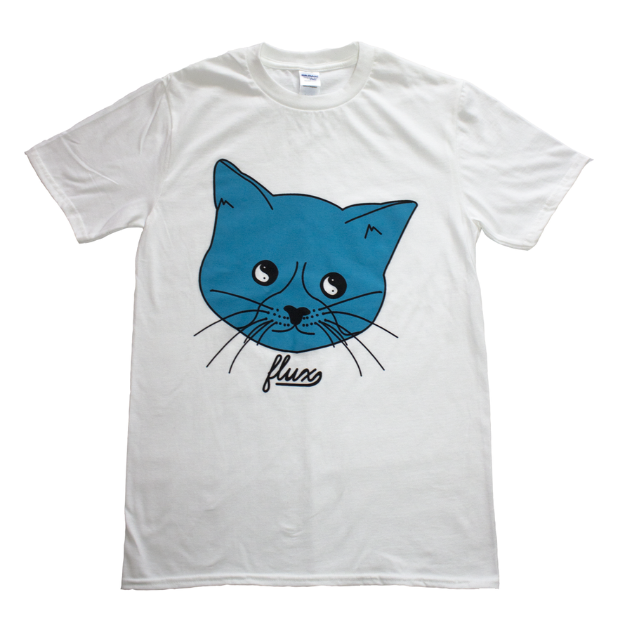 Image of BLUE CAT T-Shirt