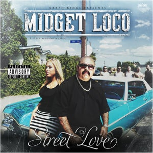 "Image of Midget Loco ""Street Love"""