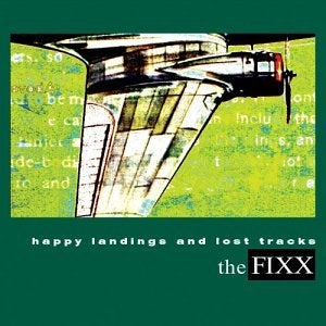 """Image of The Fixx - """"Happy Landings And Lost Tracks"""" CD"""