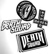 Image of D/S STICKER PACK (8)