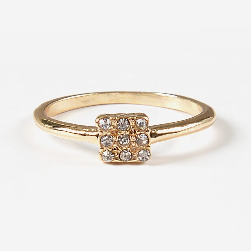 Image of Petite Luxe Ring