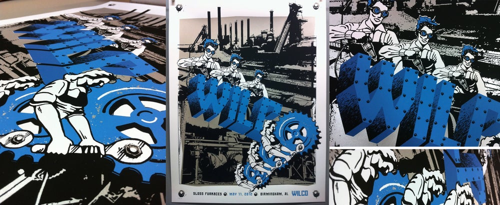 Image of Wilco Sloss Blue